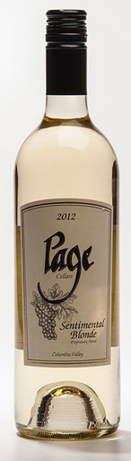 Proprietary white wine blend.