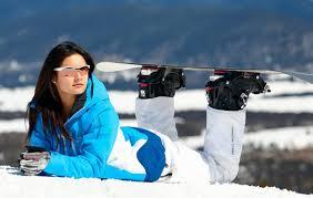 Sunglasses for  Winter