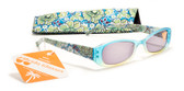 Womens Flower Reading Sunglasses +125, 150, 175, 200, 225, 250 Power Sun Reader