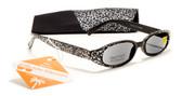 Shimmery Womens Reading Sunglasses w/ Case +125, 150, 175, 200, 225, 250 Reader Sun Glasses
