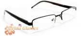 Reading Glasses Half-rim Unisex