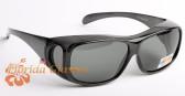 Unisex Polarized Fit Over Sunglasses