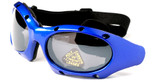 Sky Diving Goggles Sunglasses