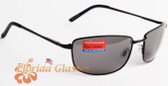 Polarized Unisex Sunglasses Metal Frame