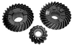 "New Aftermarket Mercury/Mariner 100-125 HP ""L4"" 4-CYL 3-Jaw Gear Set [1988-1997, Replaces OEM 44-881259A1]"