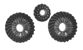 New Aftermarket Mercury/Mariner 150-200 HP V6 2.0/2.4/2.5L 1.87 Gear Set [1998 and Up, Replaces OEM 43-828175A, 43-878613A2]