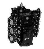 Remanufactured Johnson/Evinrude 200/225/250 HP 3.3L ETEC V6 Powerhead, 2005-2012