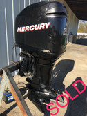 "2006 Mercury 225 HP Optimax 2 Stroke XL 25"" DTS Outboard Motor"