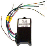 New CDI Chrysler / Force 3 Cylinder 1994-1995 65 Jet, 70, 75 & 90 HP Switch Box Part Number 114-4953