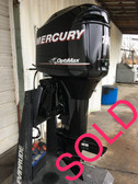 "2001 Mercury 150 HP Optimax DFI V6 2 Stroke 25"" Outboard Motor"
