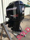 "2006 Mercury 225 HP Optimax ProXS DFI V6 2 Stroke 20"" Outboard Motor"