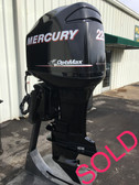 "2006 Mercury 225 HP Optimax DFI V6 2 Stroke 25"" Outboard Motor"