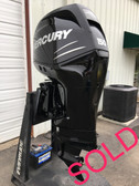 """2008 Mercury Verado 150 HP 4 Stroke 25"""" DTS Outboard Motor"""