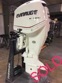 "2012 Evinrude E-Tec 250 HP V6 2 Stroke 30"" Outboard Motor"