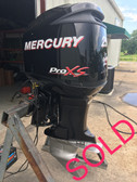 "2011 Mercury 250 HP Optimax ProXS DFI V6 2 Stroke 20"" Outboard Motor"