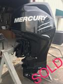 """2008 Mercury Verado 150 HP 4-Stroke 25"""" DTS Outboard Motor"""