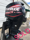 "2007 Evinrude E-Tec 225 HP H.O. V6 2 Stroke 20"" Outboard Motor"