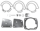 New Aftermarket Johnson/Evinrude Viton 4/6 Cylinder Looper Carburetor Kit  [Replaces OEM 439079]