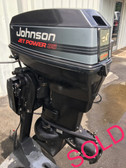 1993 Johnson 50/35 HP JetDrive 2 Cylinder 2-Stroke Outboard Motor