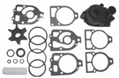 New Aftermarket Mercury-Mariner V6 2.0L/2.4L/2.5L Water Pump Kit  [Replaces OEM 46-96148T8]