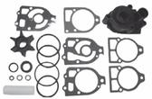 New Aftermarket Mercury-Mariner V6 2.0L/2.4L/2.5L Water Pump Kit  [Replaces OEM 46-96148T8]