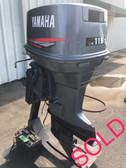 """Yamaha 115 HP V4 2-Stroke 20"""" Outboard Motor"""
