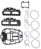 New Aftermarket Johnson/Evinrude 4 CYL 75-115 HP 60° Powerhead Gasket Set [1995-2006] [Replaces OEM 439559]