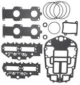 New Aftermarket Johnson/Evinrude V4 60° Ficht 75/90/115 HP Powerhead Gasket Set [1998-2006] [Replaces OEM 5000400]