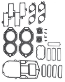 New Aftermarket Johnson/Evinrude 4 CYL 120-140 HP Small Bore Powerhead Gasket Set [1985-1987] [Replaces OEM 396750]