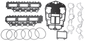 New Aftermarket Johnson/Evinrude 6 CYL 135-175 HP 60° Powerhead Gasket Set [1991-2006] [Replaces OEM# 437155]