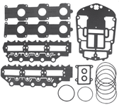 New Aftermarket Johnson/Evinrude 6 CYL 150-175 HP 60° Ficht Powerhead Gasket Set [Replaces OEM# 439202]