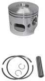 New Red Rhino Cast Piston for Johnson/Evinrude V6 90° Looper Ficht 3.3L Powerhead [2001-2005]