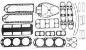 New Aftermarket Mercury/Mariner V6 2.4L 150XR4/175 HP Powerhead Gasket Kit [1985-1990] [Replaces OEM# 27-11338A88]