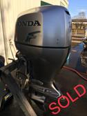 """2007 Honda 135 HP 4 Cylinder 4 Stroke 20"""" Outboard Motor"""