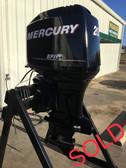 "2004 Mercury 200 HP EFI 3.0L V6 2-Stroke 20"" Outboard Motor"