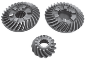 New Aftermarket Yamaha 200-250 HP 6-CYL 4-Stroke Counter Rotation Gear Set [Replaces OEM#s 6P3-45571-00, 6P3-45560-00, 6P2-45551-01]