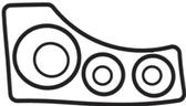New Aftermarket Mercruiser Bravo Installation Kit [Replaces OEM# 16755Q1]