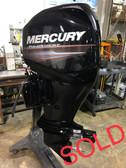 "2008 Mercury 60 HP 4-Cylinder 4 Stroke 20"" Bigfoot Outboard Motor"