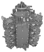 Remanufactured Yamaha VZ/Z 200/225/250/300 HP V6 3.3L HPDI Powerhead, 2003-2008