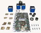 New Chrysler/Force 120 HP SportJet 4-CYL Powerhead [1996-2000] Rebuild Kit
