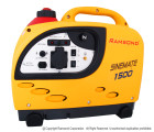 RAMSOND SINEMATE 1500 PORTABLE PURE SINE WAVE INVERTER GENERATOR