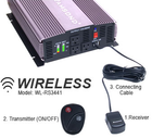 SunRay Inverter WIRELESS Remote Starting Kit