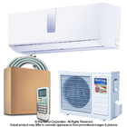 The latest evolution in comfort and savings is finally here: the Ramsond SEG Series of Inverter Ductless Mini Split Air Conditioners are the best solution for your climate control needs, now available in 110~115 Volt! Ductless mini split ACs can be installed in virtually any location, and with Ramsond's BRAND NEW state-of-the-art inverter-controlled power systems the Ramsond SEG Series provides extremely high efficiency (SEER 17.9 and above) cooling and dehumidification wherever you need it. Each system also has a powerful and flexible HEAT PUMP functionality built in, providing reliable supplemental heating in the colder months to keep you comfortable all year round. The SEG Series is exclusively available in the 110~115 Volt configuration: the most popular, widely used power type for home and business in the United States.