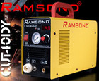 Ramsond CUT40DY 40 Amp Digital Inverter Plasma Cutter