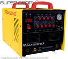RAMSOND SUPER250PY 5-IN-1 DIGITAL INVERTER 50 A PLASMA CUTTER AND 200 AMP TIG ARC MMA (WITH AC WELD AND PULSE FUNCTION)