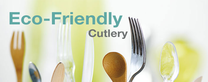 Eco-Friendly Cutlery