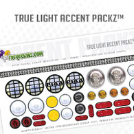 True Light Accent Packz