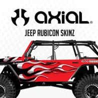 Axial Jeep Rubicon sKinz
