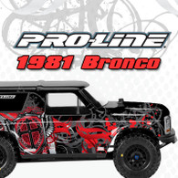 Pro-Line 1981 Ford Bronco sKInz