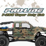 Pro-Line Ford F-250 Super Duty Cab sKinz